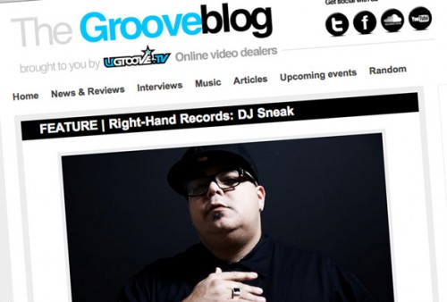Sneak's Right-Hand Records