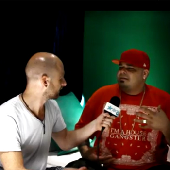 Lucky Life TV interview DJ Sneak [full video]