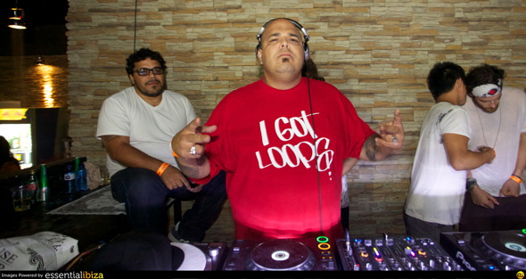 Essential Ibiza's Christmas Crackers Interview with DJ Sneak