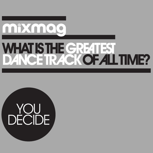 Vote for 'You Can't Hide From Your Bud' as Mixmag's Greatest Dance Track Of All Time