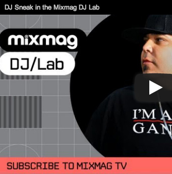Sneak in the Mixmag DJ Lab [live stream]