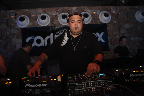 DJ Sneak to play Carl Cox's 'The Party Unites' in Ibiza – DJ