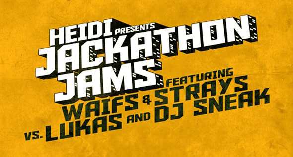 Jackathon Jams 04 - DJ Sneak