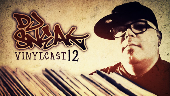 DJ Sneak - Vinylcast 12