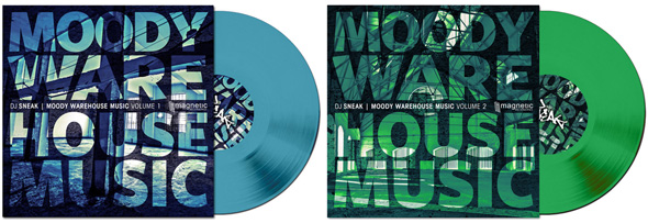 DJ Sneak - Moody Warehouse Music - Vinyl