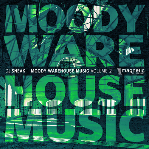 "Moody Warehouse Music available on 12"" Coloured Vinyl"
