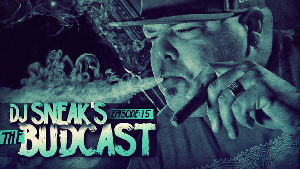 DJ Sneak - Budcast 15