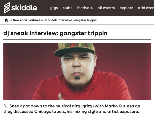 INTERVIEW WITH SKIDDLE